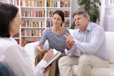 работа психотерапевта с родителями
