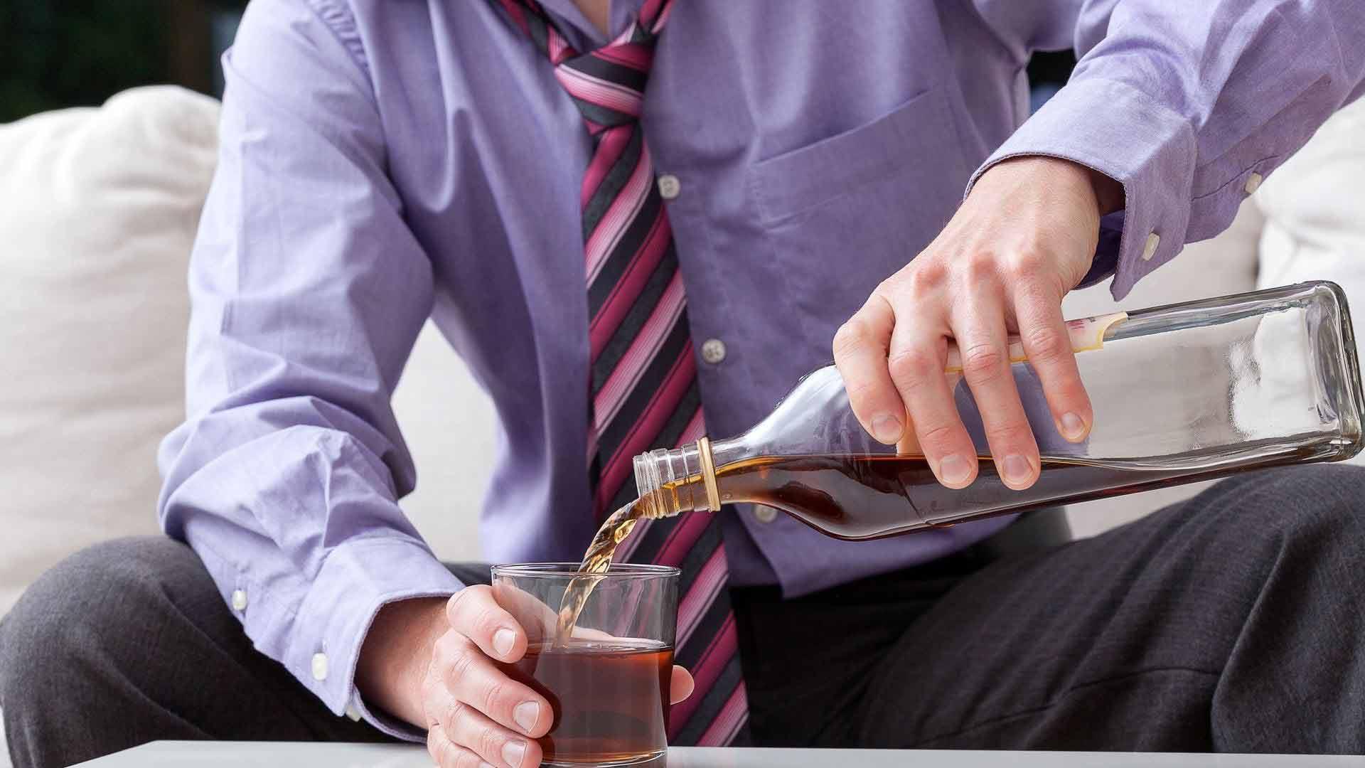 бытовое пьянство