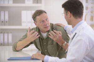 разговор с пациентом